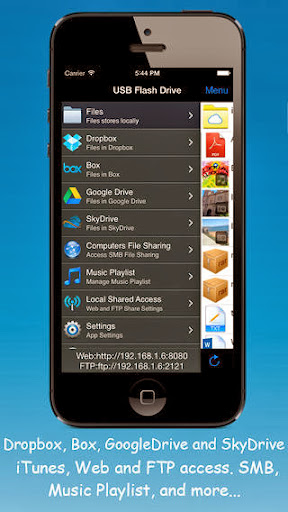 USB Flash Drive & File Transfer - File Manager v2.4