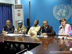 Conférence de l'Onu du 12/11/2014 à Kinshasa. Radio Okapi/Ph. John Bompengo