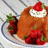 Savarin s jagodama/Savarin with strawberries