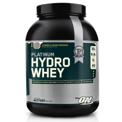 Platinum Hydro Whey 3,7 Lbs - Optimum Nutrition