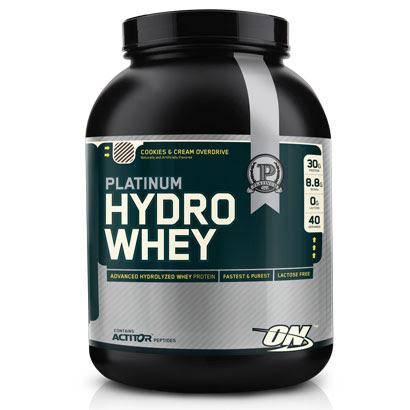 Platinum Hydro Whey 3,7 Lbs - Optimum Nutrition