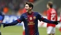 Goles Spartak Barcelona [0-3] Video Messi 20 Nov