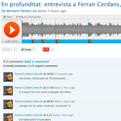 entrevista Ferran Cerdans