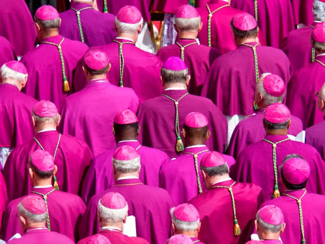 Vatican synod on the family: a stream of consciousness