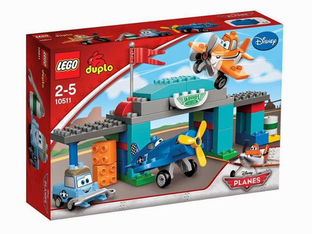 10511 レゴ デュプロ プレーンズ スキッパーのフライトスクール