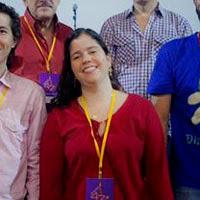 Amanda Aouad no Festival de Cinema de Brasília 2014 - Júri Abraccine