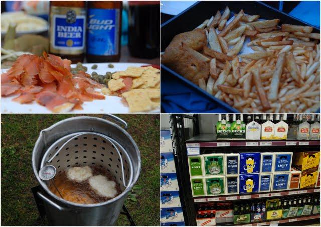 Newfoundland picnic