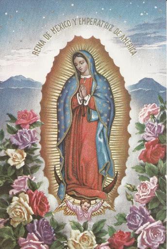 Madonna di Guadalupe - Santuario di Aparecita