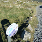 Glacier information sign (268328)
