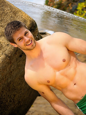 Super Hot Brazillian Hunk Jonas Sulzbach