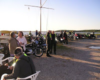 Veteranmotorcykler på besøg, maj 2010