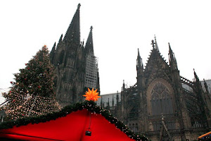 Cologne Christmas Market at the Cathedral