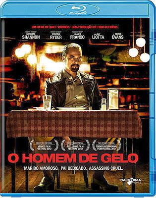 Filme Poster O Homem de Gelo BDRip XviD Dual Audio & RMVB Dublado