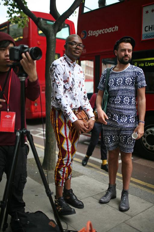 *英國倫敦時裝周場外街拍:攝影師Kuba Dabrowski捕捉街頭英倫紳士! 11