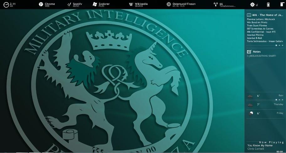 Show us your desktop page 4 mi6 community - Mi6 desktop wallpaper ...