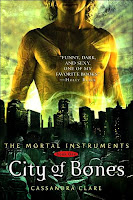Book Review: City of Bones (Immortal Instruments, Book 1), By Cassandra Clare Cover Art