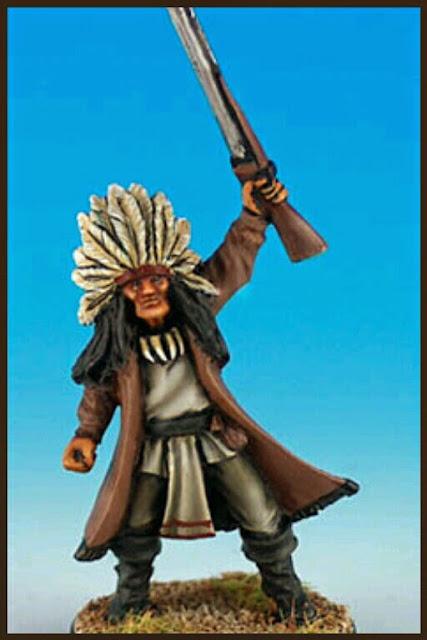 Líder de Indios Renegados de Black Scorpion