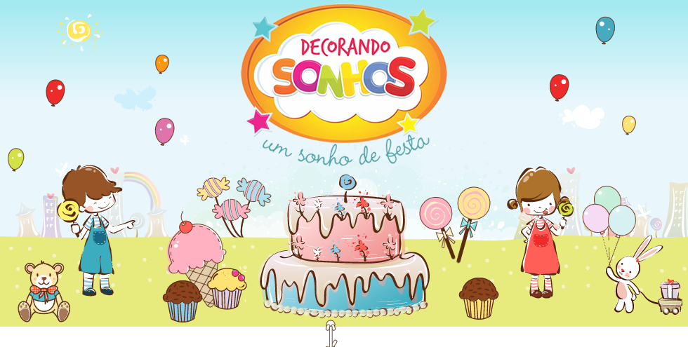 Decoração de Festa Infantil em SP | Decorando Sonhos