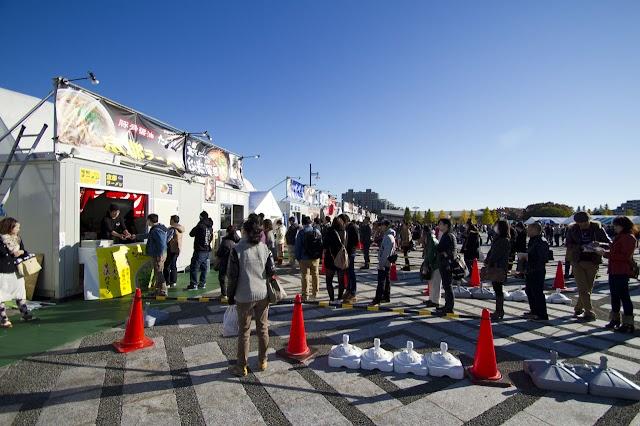 東京ラーメンショー2013に行ってきた