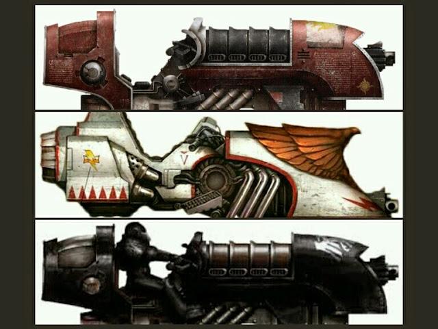 Moto-Jets en los Wargames