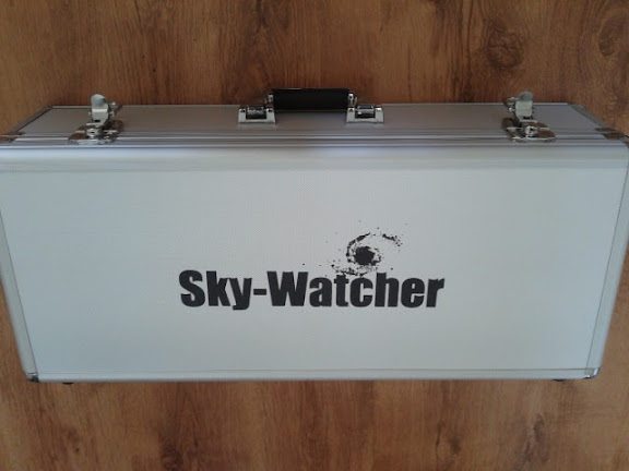 how to set up skywatcher focuser