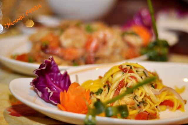 Royal Thai Food Festival, Benjarong