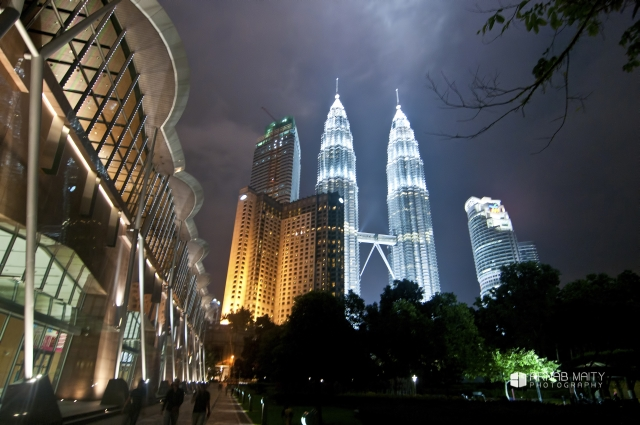 The Weekly Frame - Petronas - another view of the Twin Towers