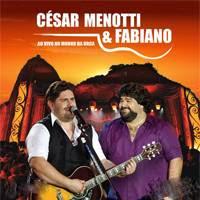 César Menotti e Fabiano - Ao Vivo no Morro da Urca - CD 2013