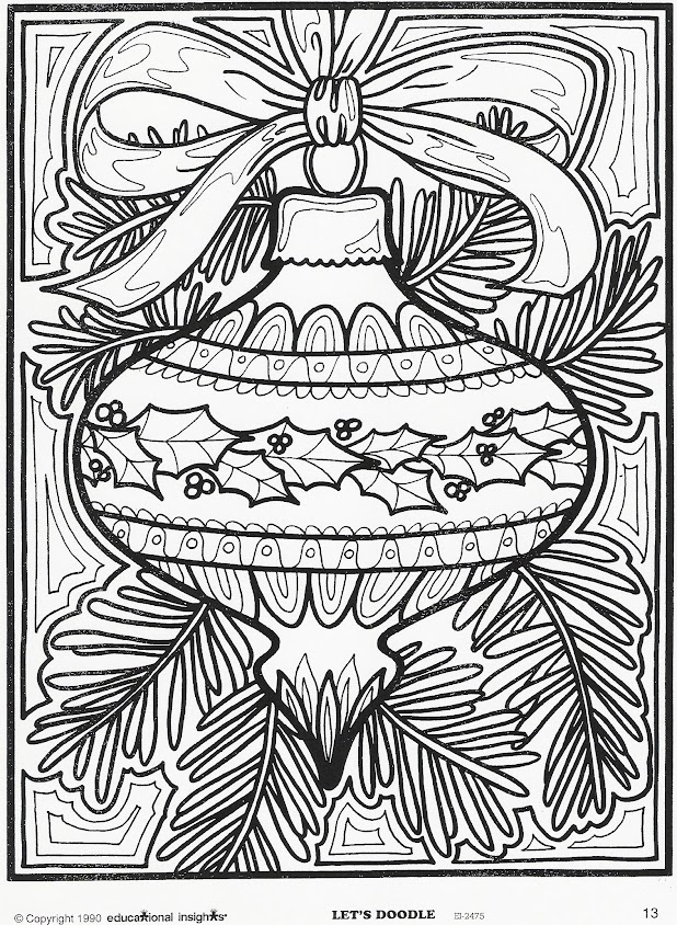 More Let's Doodle Coloring Pages! Inside Insights