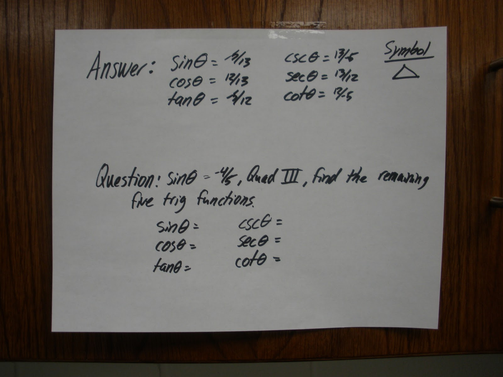 Charming How Do You Work Out This Math Problem Photos - Math ...