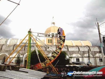 Chalatenango está de fiestas