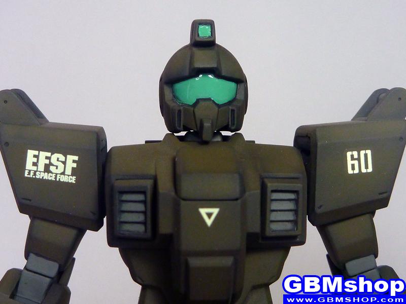 Bandai 1/144 RGM-79[G] GM Sniper