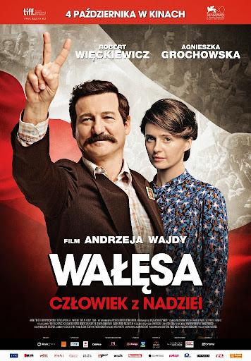 Βαλέσα, η Δύναμη της Ελπίδας Walesa, Czlowiek z nadziei Poster