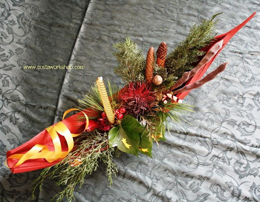 10 Kerststuk Corry bovenop w.JPG