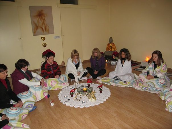 Sala mitara en alquiler espacio para grupos y terapia - Salas de meditacion ...