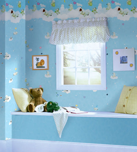 Dùng giấy dán tường có bền và tiết kiệm hơn dùng sơn không?