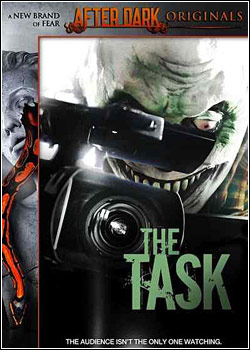 gaether Download   The Task   DVDRip x264   Legendado (2011)