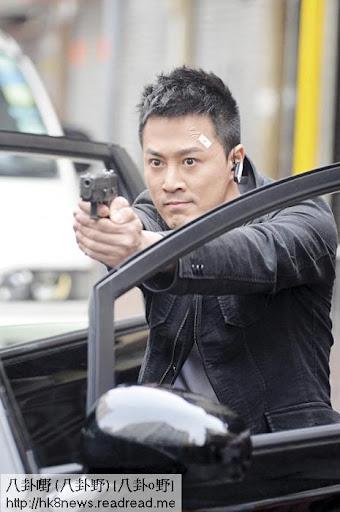 《雷霆掃毒》林峯難得演警察,今次仲唔「chok」番夠本?