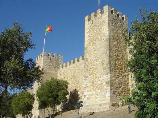 Замок Сан Жорже фото