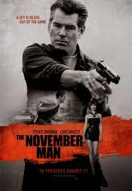 November Man 2014