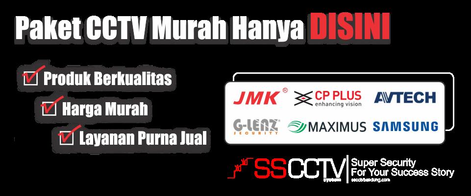 Paket CCTV Murah SSCCTV SYSTEM