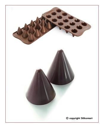 Cetakan Coklat SCG20-Cone