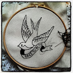 Embroidering your own design