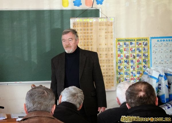 лікар Микола Савченко