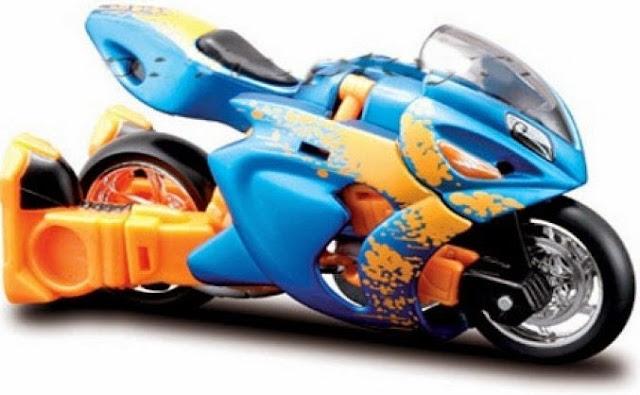 Xe đua đẹp mắt trong bộ biến hình Prodigy