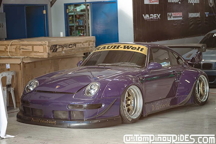 Nakai-San builds RWB Manila 5 MENAGE A TROIS The Build Up Custom Pinoy Rides Car Photography Philippines Philip Aragones pic3