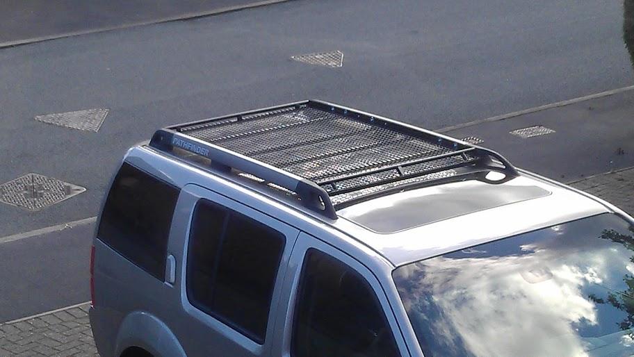 Pathfinder Roof Rack Noise Racks Blog Ideas