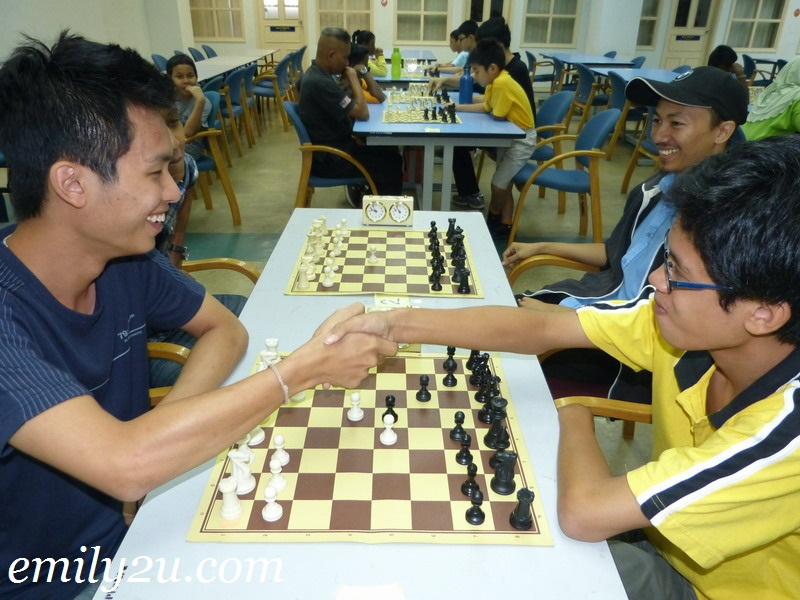 Kinta Chess Blitz Tournament