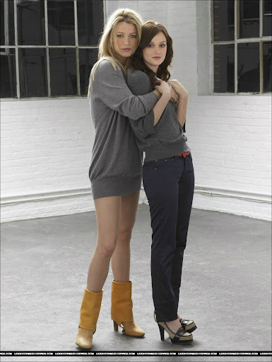 Blake Lively and Leighton Meester - Page 6 003