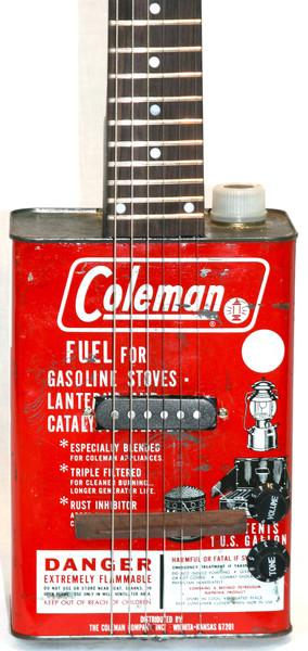 *油鐵桶再生電吉他:Bohemian Guitars 回收手作之美! 10